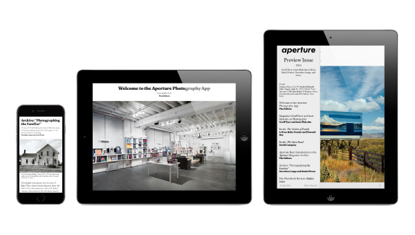 Introducing the Aperture Photography App