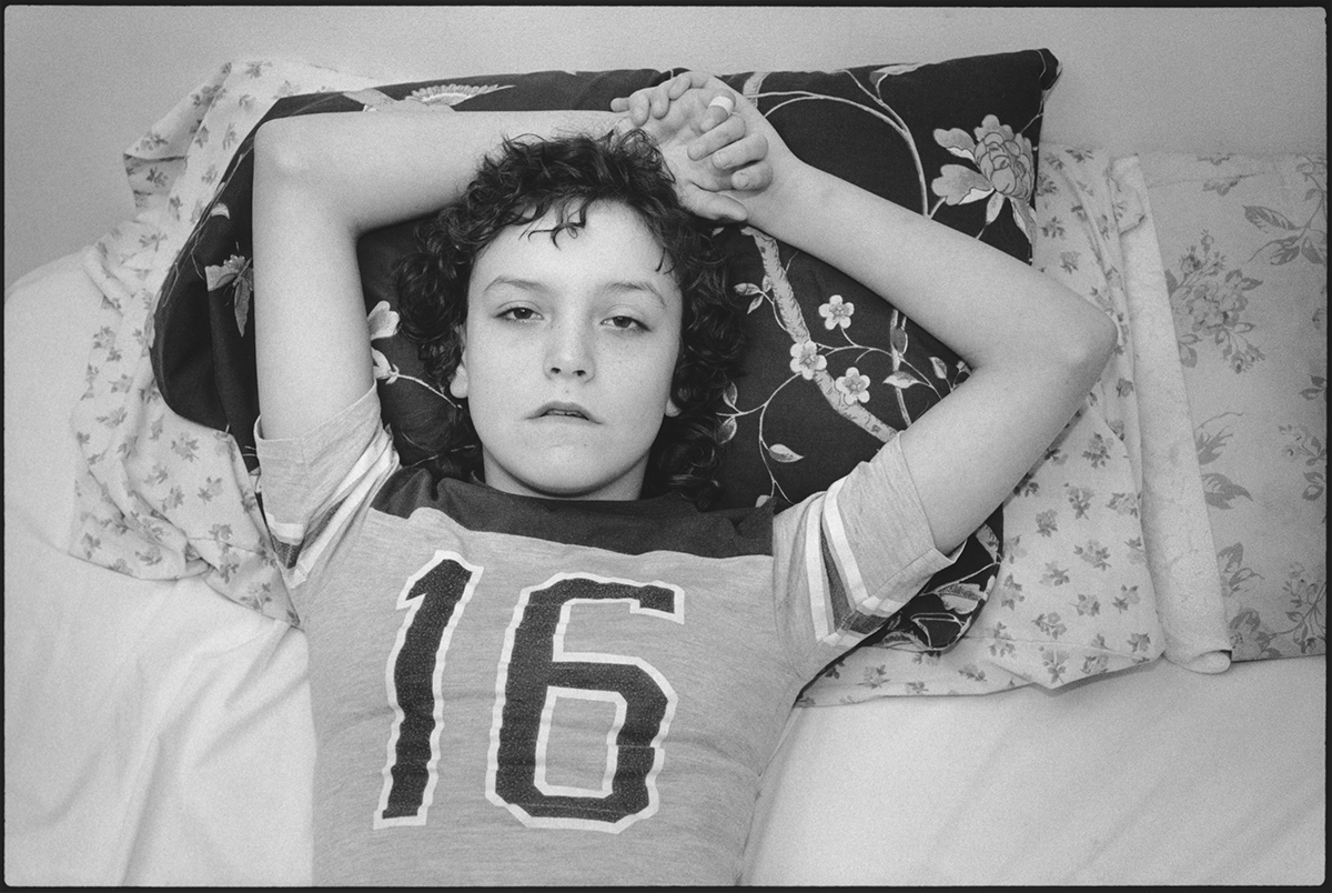 Tiny: Streetwise Revisited, photographs by Mary Ellen Mark
