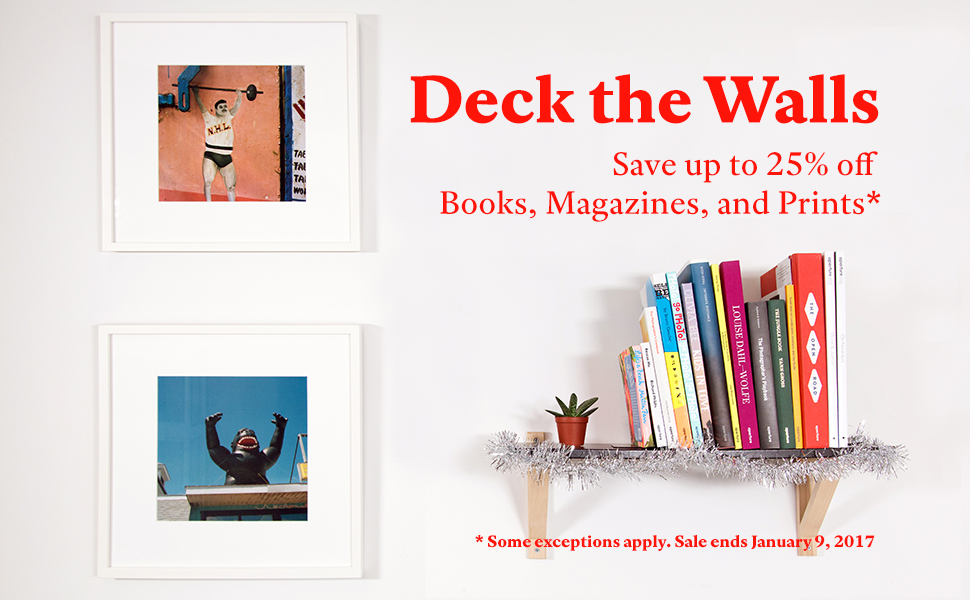 Holiday Sale Rotator_Deck the walls