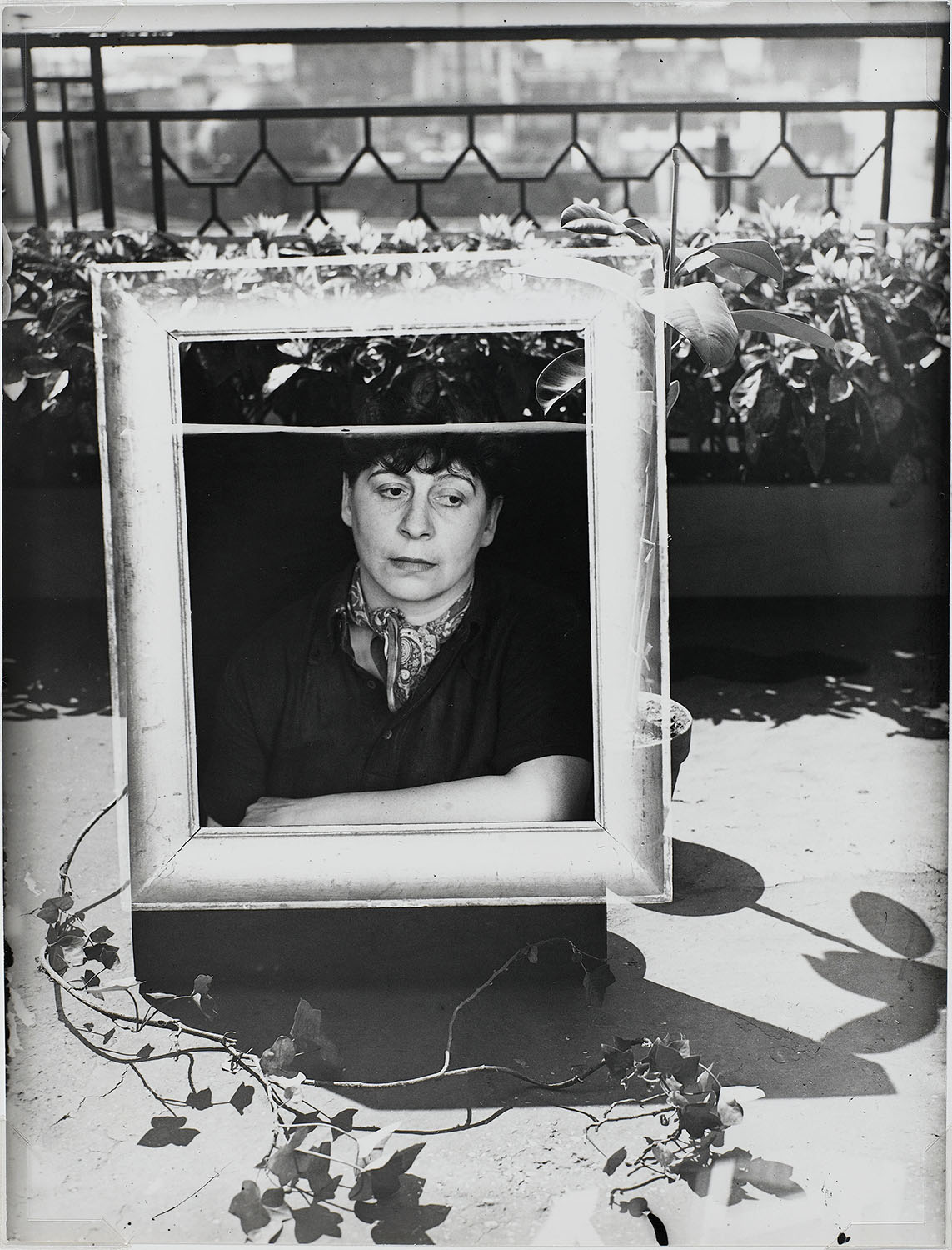 Self-Portrait, 1937, from Florence Henri: Mirror of the Avant Ga