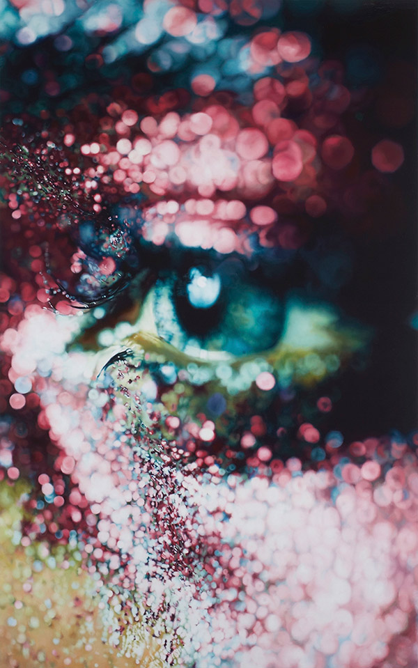 Marilyn Minter, Glazed, 2006 Courtesy the artist, Brooklyn Museum, and Salon 94, New York