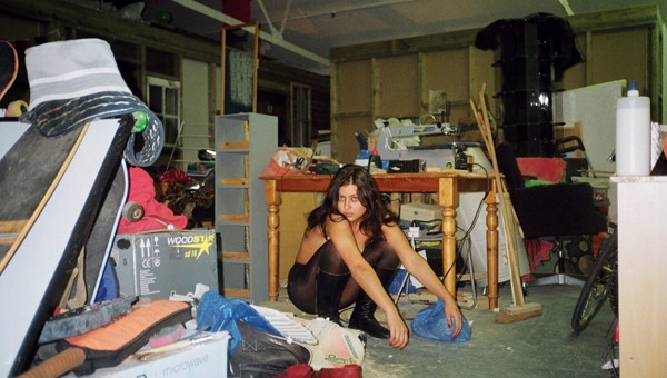 Rasha Kahil, Hackney Wick, E9, London, from the series In Your Home, 2011 Courtesy the artist