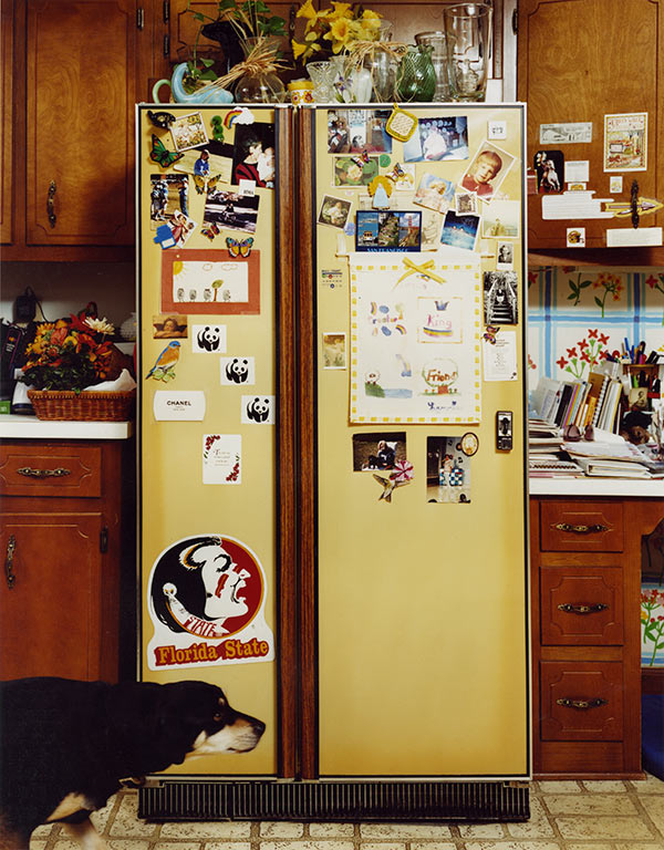 Roe Ethridge, Refrigerator, 1999 Courtesy the artist and Contemporary Arts Center, Cincinnati