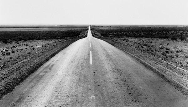 Dorothea Lange, The Road West, New Mexico, 1938 © The Oakland Museum of California