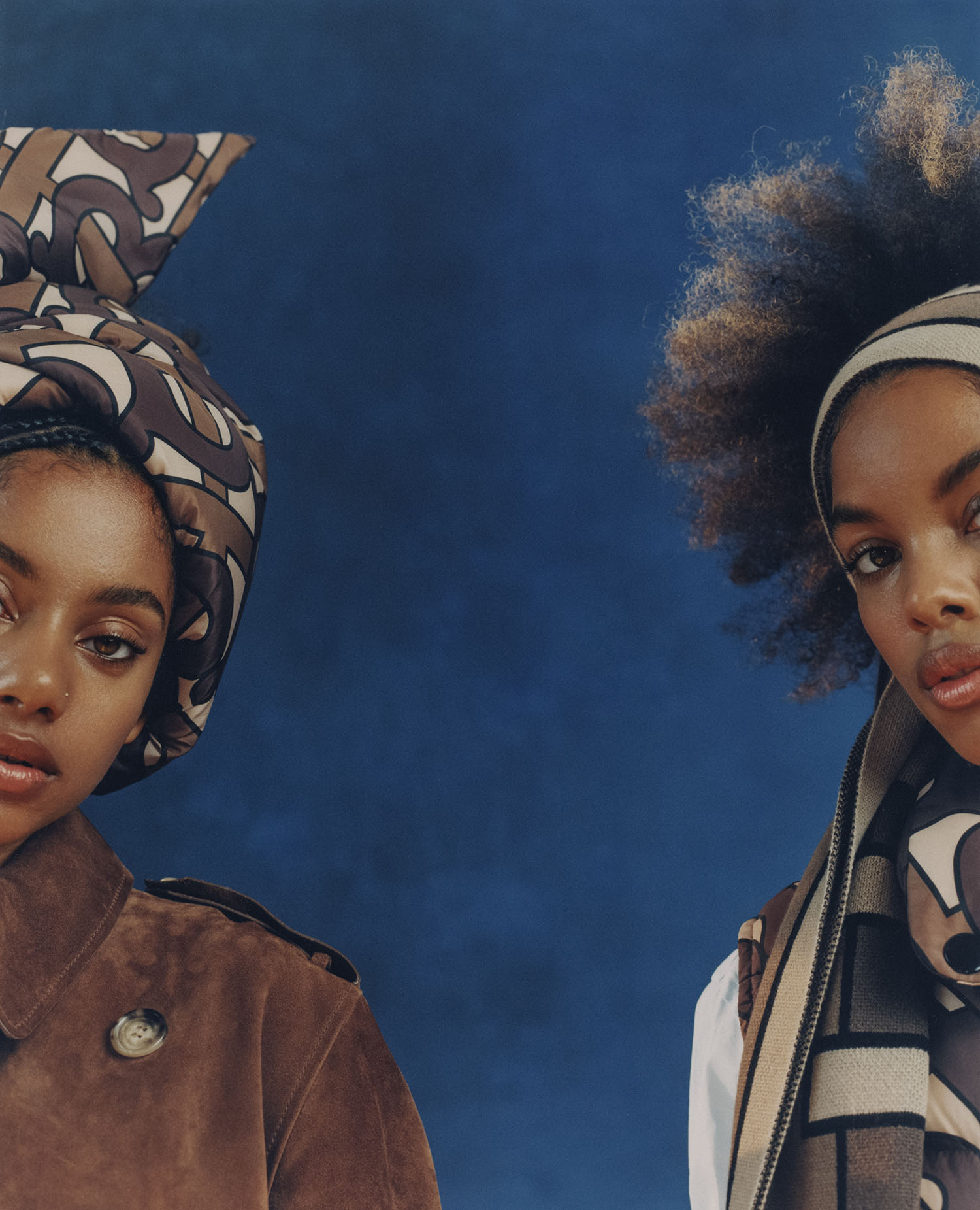 © Micaiah Carter for Burberry