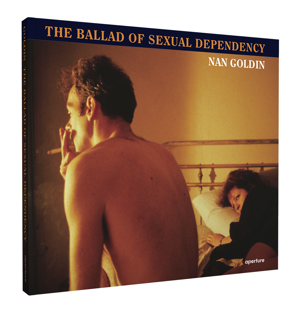 "The cover of Nan Goldin's ""The Ballad of Sexual Dependency"""