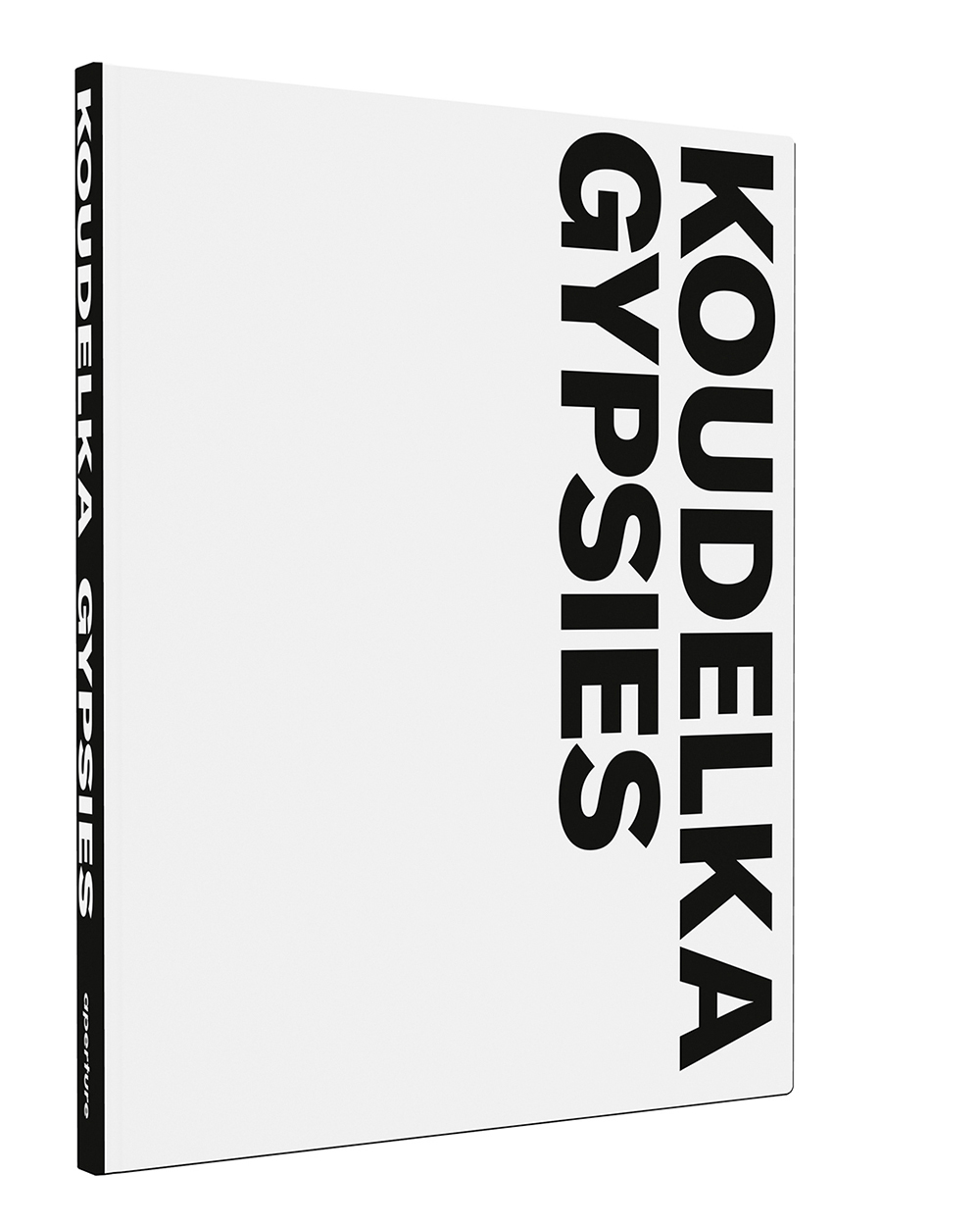The cover of Josef Koudelka: Gypsies