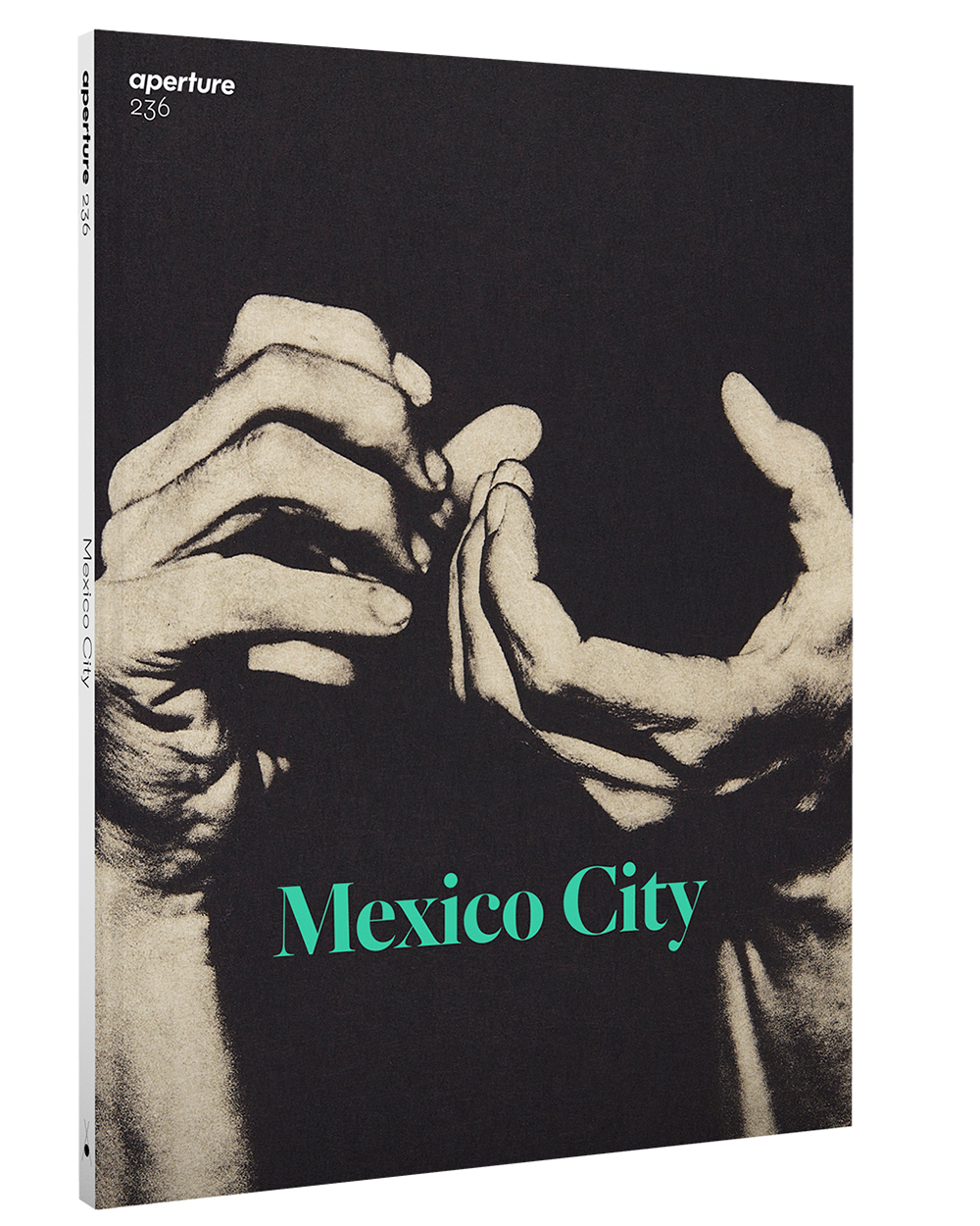 "cover of Aperture magazine ""Mexico City"" issue"