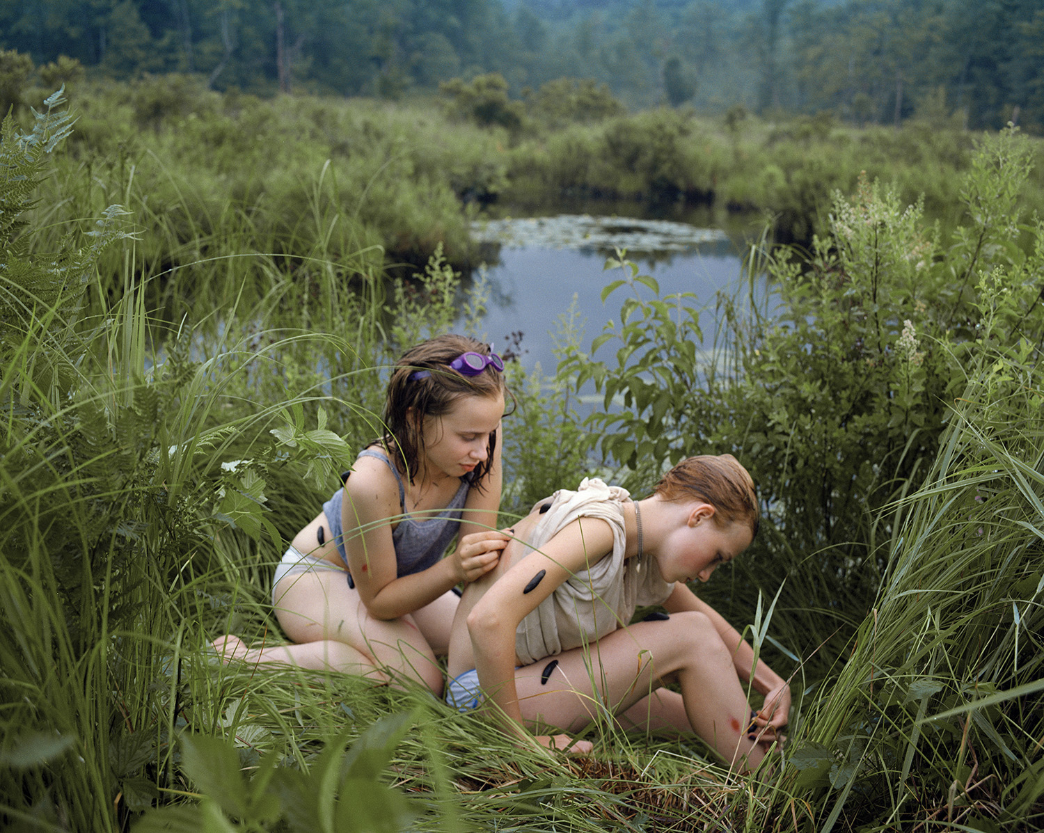 Justine Kurland on Girl Pictures